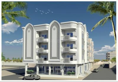 Gallery Cover Image of 1000 Sq.ft 2 BHK Apartment for buy in Boral for 3000000