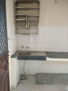 Gallery Cover Image of 600 Sq.ft 1 RK Independent Floor for rent in Niti Khand for 8000