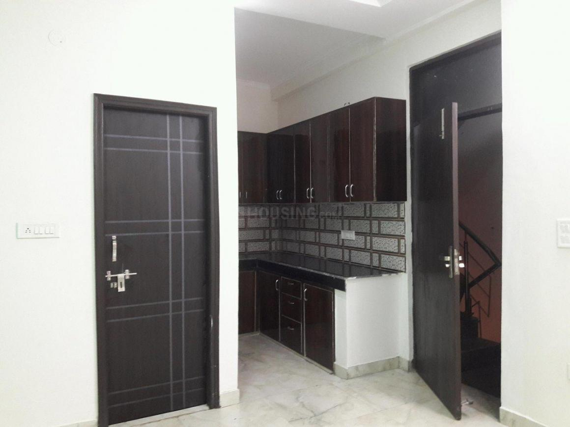 Living Room Image of 500 Sq.ft 1 BHK Apartment for rent in Chhattarpur for 10000