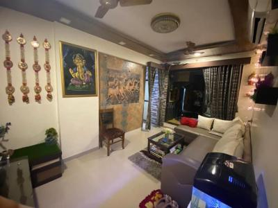 Gallery Cover Image of 650 Sq.ft 1 BHK Apartment for buy in Sirvi Complex, Kamothe for 5500000