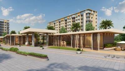 Gallery Cover Image of 780 Sq.ft 2 BHK Apartment for buy in Vrindavan Flora, Rasayani for 2700000