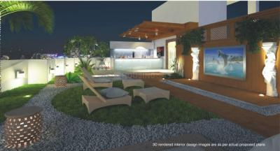 Garden Area Image of 4356 Sq.ft 4 BHK Apartment for buy in Tirth Silver Castle, Ambawadi for 33600100