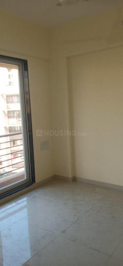 Living Room Image of 575 Sq.ft 1 BHK Apartment for rent in Thane West for 14000