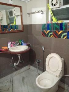 Bathroom Image of Sushila PG in Hedua
