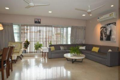 Gallery Cover Image of 2100 Sq.ft 4 BHK Apartment for buy in Rustomjee Seasons, Bandra East for 100000000