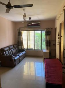 Gallery Cover Image of 980 Sq.ft 1 BHK Apartment for rent in Sai Baba Enclave, Goregaon West for 32000