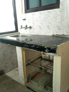 Kitchen Image of Nisha PG in Janakpuri