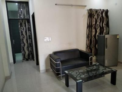 Gallery Cover Image of 590 Sq.ft 1 BHK Independent Floor for rent in Sector 34 for 19000