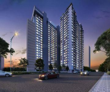 Gallery Cover Image of 720 Sq.ft 3 BHK Apartment for buy in A & O Eminente, Dahisar East for 12500000