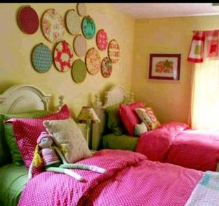 Bedroom Image of Girls PG In Dlf Phase 2 in DLF Phase 2