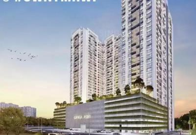 Gallery Cover Image of 953 Sq.ft 2 BHK Apartment for buy in Shanti Mohan Ganga Asmi, Wakad for 7000000