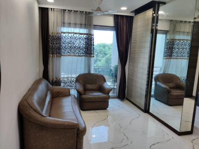 Gallery Cover Image of 560 Sq.ft 1 BHK Apartment for buy in Om Paraiso, Padle Gaon for 4200000