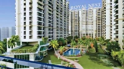 Gallery Cover Image of 1380 Sq.ft 3 BHK Apartment for buy in Omkar Royal Nest, Noida Extension for 5800000