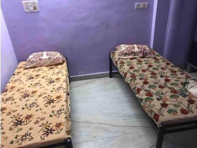 Bedroom Image of PG Homes in Airoli