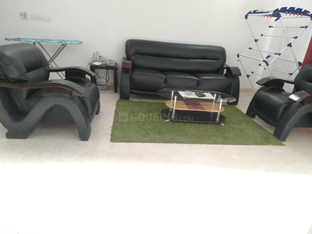 Living Room Image of 1600 Sq.ft 2 BHK Apartment for rent in Sector 54 for 110000