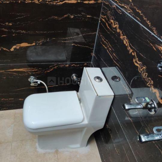Bathroom Image of Heritage Rooms in Mukherjee Nagar