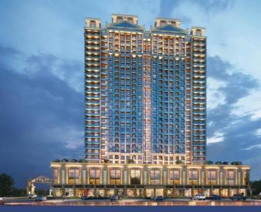 Gallery Cover Image of 1435 Sq.ft 2 BHK Apartment for buy in Paradise Sai World Legend, Shahad for 10200000