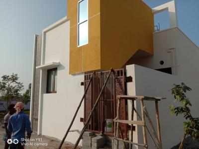 Gallery Cover Image of 900 Sq.ft 2 BHK Independent House for buy in Kandigai for 4359000