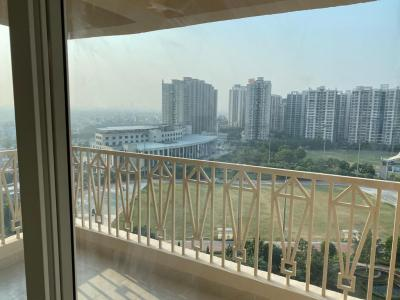 Gallery Cover Image of 1350 Sq.ft 3 BHK Apartment for rent in Gaursons Hi Tech 7th Avenue, Noida Extension for 15000
