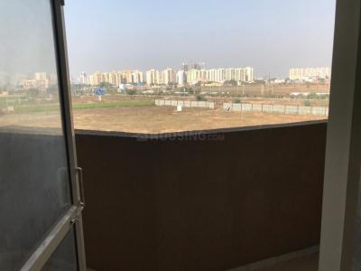 Balcony Image of 600 Sq.ft 2 BHK Apartment for buy in Pyramid Urban Home II Extension, Sector 86 for 3500000