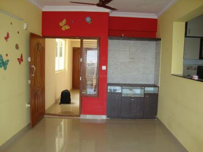 Gallery Cover Image of 1404 Sq.ft 3 BHK Apartment for rent in Madhavaram Brindavan Palms, Rayasandra for 24500