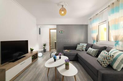 Gallery Cover Image of 2000 Sq.ft 4 BHK Independent Floor for buy in IB Homes (Sushant Lok-1), Sushant Lok I for 22000000