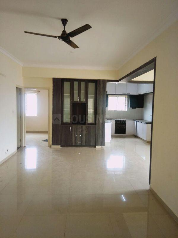 Living Room Image of 1501 Sq.ft 3 BHK Apartment for rent in Whitefield for 23000
