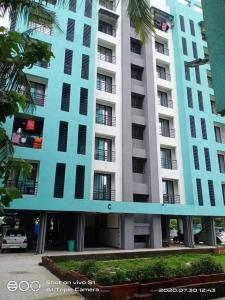 Gallery Cover Image of 625 Sq.ft 1 BHK Apartment for buy in Ram Laxman Sadguru Residency, Shilphata for 3400000