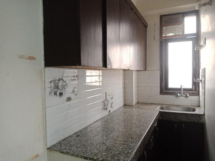 Kitchen Image of 500 Sq.ft 1 BHK Independent Floor for rent in Neb Sarai for 12000