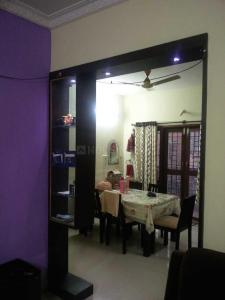 Gallery Cover Image of 1300 Sq.ft 2 BHK Apartment for rent in Murugeshpalya for 27000