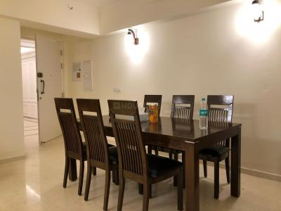 Gallery Cover Image of 2300 Sq.ft 3 BHK Apartment for rent in DLF The Skycourt, Sector 86 for 48000