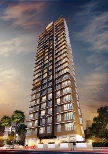Gallery Cover Image of 1000 Sq.ft 3 BHK Apartment for buy in Romell Empress C Wing, Borivali West for 24500000