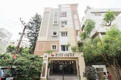 Gallery Cover Image of 1800 Sq.ft 4 BHK Apartment for rent in Bliss Bliss Castle, Kothaguda for 60000