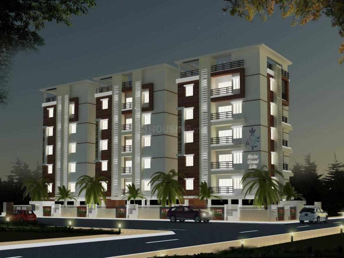 Building Image of 1240 Sq.ft 2 BHK Apartment for buy in Kompally for 3900001