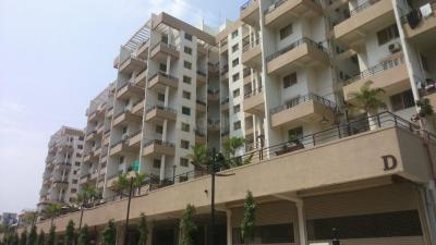 Gallery Cover Image of 1100 Sq.ft 2 BHK Apartment for rent in Wakad for 23000