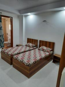 Bedroom Image of Luxury Girls PG in Sector 48