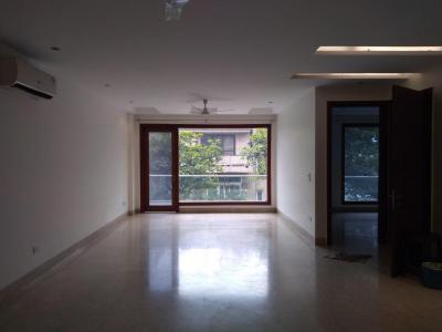 Gallery Cover Image of 1440 Sq.ft 3 BHK Independent Floor for rent in Chittaranjan Park for 48000