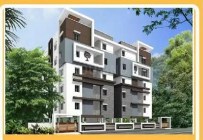 Gallery Cover Image of 1020 Sq.ft 2 BHK Apartment for buy in Meerpet for 5000000