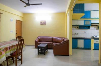 Gallery Cover Image of 1075 Sq.ft 2 BHK Independent House for rent in Tejaswini Nagar for 16500