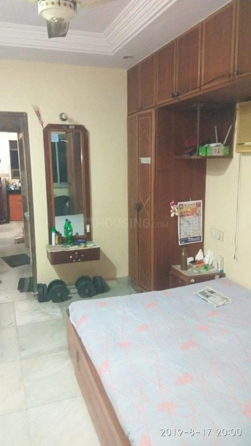 Bedroom Image of 500 Sq.ft 1 RK Apartment for rent in Kanjurmarg East for 17000