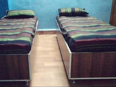 Bedroom Image of Girls And Boys Available For Rent in Airoli