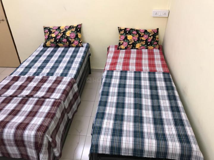 Bedroom Image of Anadi Sharma PG in Airoli