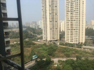Gallery Cover Image of 550 Sq.ft 1 BHK Apartment for rent in Thane West for 21500