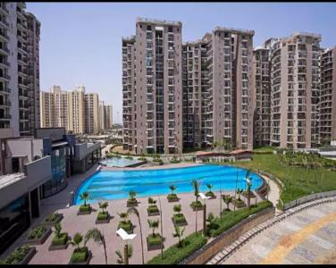 Gallery Cover Image of 1075 Sq.ft 3 BHK Apartment for buy in Amrapali Zodiac, Sector 120 for 7000000