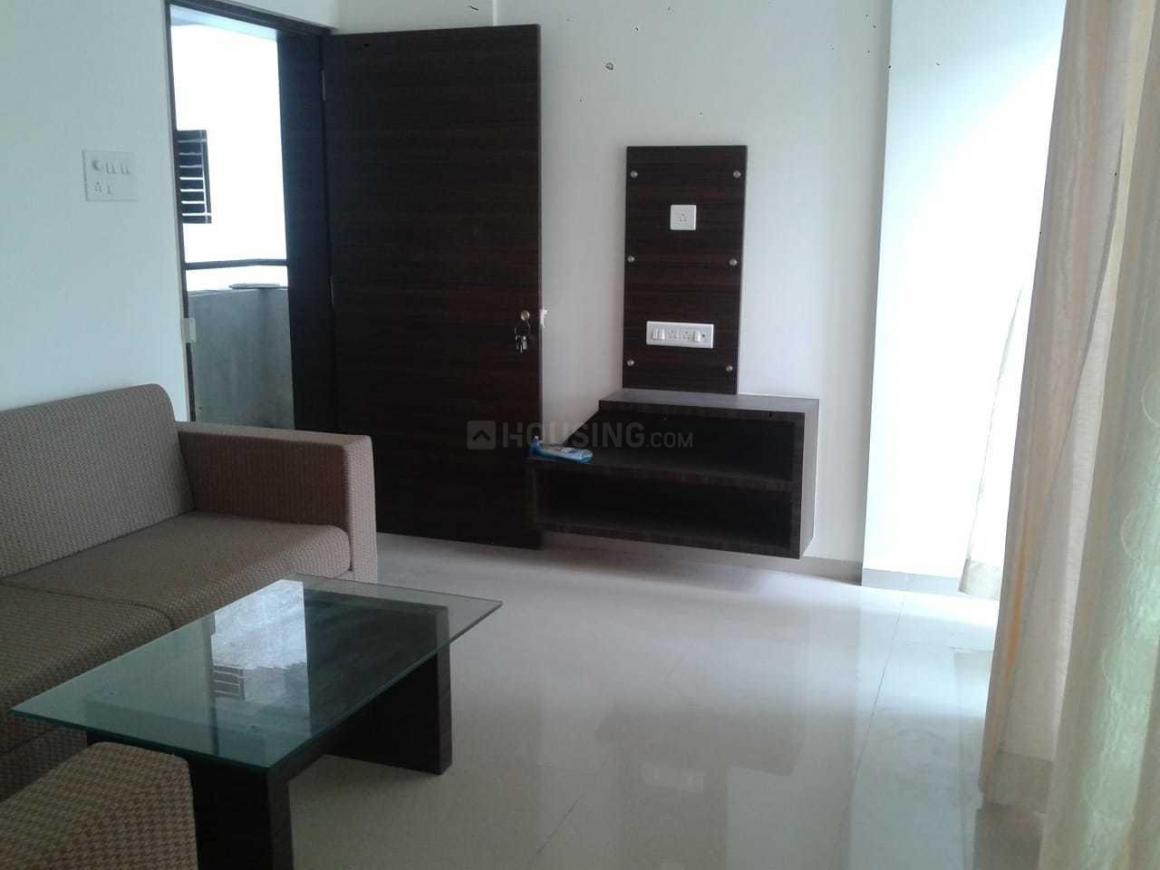 Living Room Image of 700 Sq.ft 1 BHK Apartment for rent in Nanded for 13500