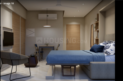 Gallery Cover Image of 763 Sq.ft 2 BHK Apartment for buy in Avanya, Dahisar East for 9900000