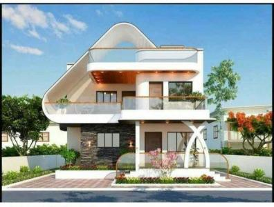 Gallery Cover Image of 1500 Sq.ft 4 BHK Villa for buy in Thakurpukur for 5100000