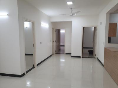 Gallery Cover Image of 1550 Sq.ft 3 BHK Apartment for rent in Sampigehalli for 23500