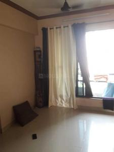 Gallery Cover Image of 610 Sq.ft 1 BHK Apartment for rent in Seawoods for 20000