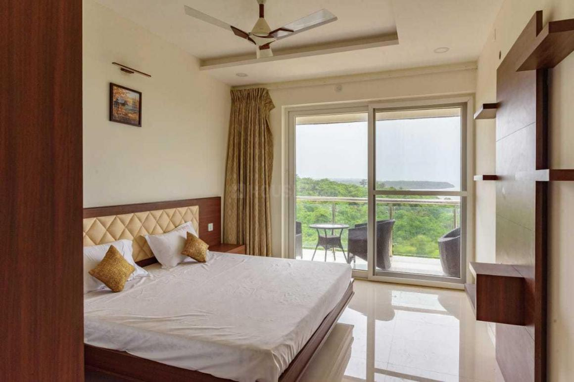 Bedroom Image of 1206 Sq.ft 2 BHK Apartment for buy in Mormugao for 5800000